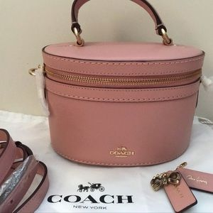 Coach Bags - New COACH x Selena Gomez Pink Trail Bag